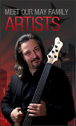 Meet Guitarists and Bassists who play our wonderful instruments - join them!