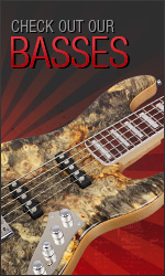 Check out amazing Mayones Basses - Jabba, Comodous, Elegance, Patriot, Prestige, Slogan, Victorious, Caledonius, Sonorious, Be, and Signature Series