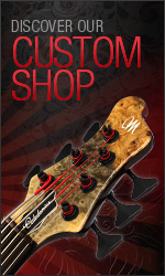 Mayones - Custom Shop - Let-s Customize Your Bass