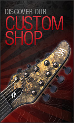 Mayones - Custom Shop - Let-s Customize Your Guitar